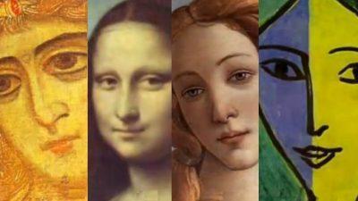 Image: women in art