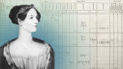 Image: Ada Lovelace