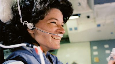 Image: Sally Ride