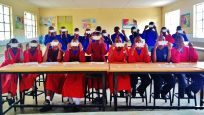 Image: Foldscope in Masai