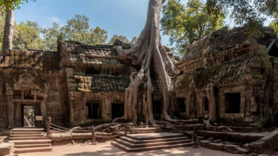 Image: Angkor Archaeological Park, Cambodia